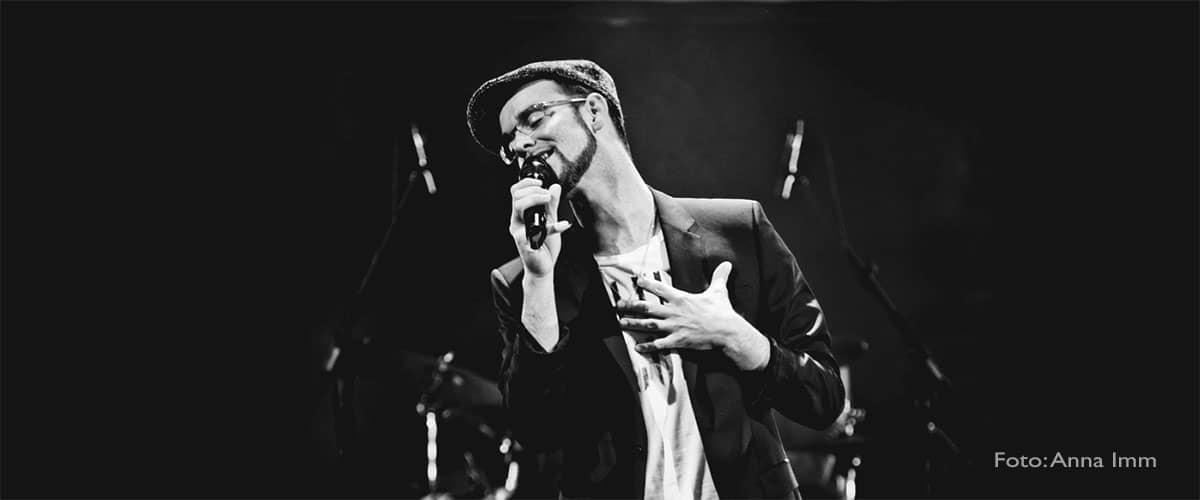 Soulcafé im Februar ´19 feat. Dominik Steegmüller